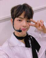 Woojin IG Update 180810 (2)