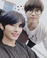 Lee Know Han IG Update 20190817