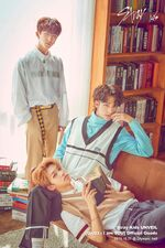 Official Goods I Am You Changbin Hyunjin & Felix teaser