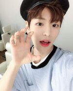 Seungmin IG Update 180801 (3)