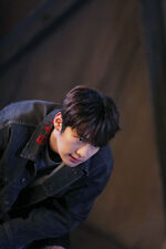 Minho Grr Law of Total Madness Performance Video Shooting Behind (1)