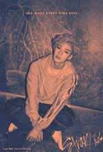 Bang Chan I Am You promo 2