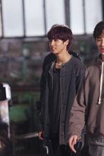 Han Distric 9 Music Video Shooting Behind (3)