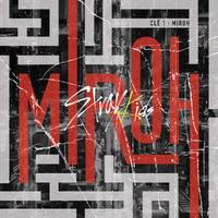 Stray Kids Clé 1 Miroh digital album cover
