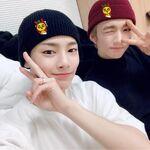 I.N Hyunjin IG Update 20190109 (2)