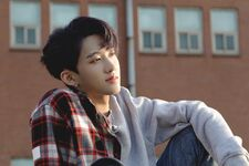 Changbin I am YOU Music Video Shooting Behind