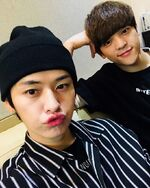 Woojin and Lee Know IG Update 180608