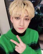 Bang Chan IG Update 181209 (2)