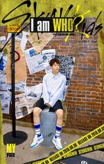I am WHO Seungmin Teaser