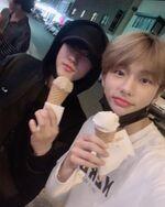 Hyunjin Changbin IG Update 20190228