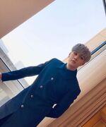 Bang Chan IG Update 181201 (2)