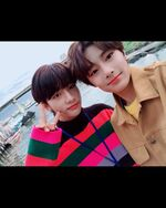 Hyunjin and I.N IG Update 181007 2