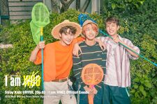 I am WHO I.N, Han, & Seungmin Official Goods Teaser