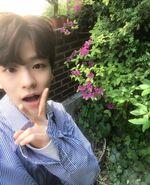 Seungmin IG Update 180505 (1)
