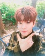 Seungmin IG Update 180426 (1)