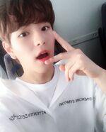 Seungmin IG Update 180715