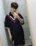 Seungmin IG Update 180829 (3)