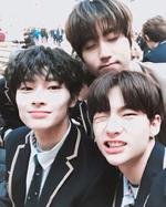 Han, I.N and Hyunjin IG Update 180130