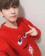 Seungmin IG Update 20181221 (1)