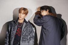 Changbin Hyunjin SKZ2020 Jacket Shooting Behind (3)