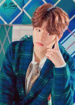 Seungmin Japan Showcase 2019 Hi-STAY (1)