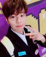 Seungmin IG Update 181112 (1)