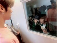 Lee Know Hyunjin IG Update 20200306 (1)