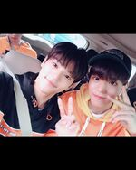 Woojin and Seungmin IG Update 180823 (1)