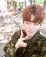 Seungmin IG Update 180426 (2)