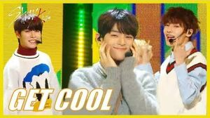 HOT Stray Kids - Get Cool , 스트레이 키즈 - Get Cool Show Music core 20181201