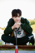 Woojin Naver x Dispatch (2)