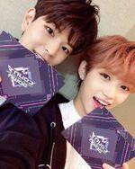 Felix and Seungmin IG Update 181027 (3)