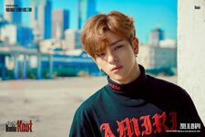Woojin Double Knot Promo Picture (2)
