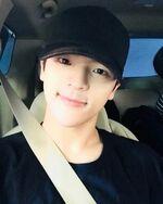 Woojin IG Update 180521