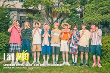 I am WHO Stray Kids Official Goods Teaser 2