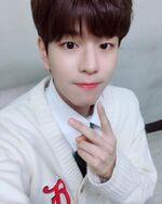 Seungmin IG Update 181113 (1)