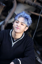 Woojin I am NOT Jacket Shooting Behind (1)