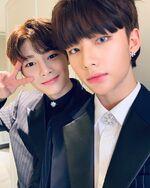 Hyunjin I.N IG Update 20190208 (1)