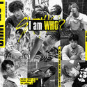 I am Who album art