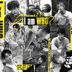 I am Who album art