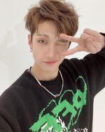 Bang Chan IG Update 20200120 (2)