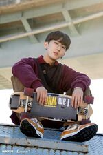 Changbin Naver x Dispatch (4)