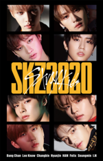 Stray Kids SKZ2020 Complete Limited Edition Album Cover