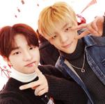 Woojin and Hyunjin IG Update 180201