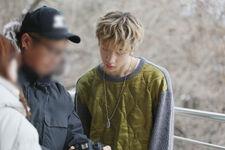 Bang Chan Mixtape Jacket Shooting Behind (3)