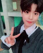 Seungmin IG Update 181207 (2)