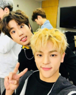 Woojin and Han IG Update 180115