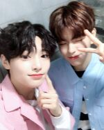 Seungmin and I.N IG Update 180529 (2)