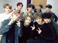 Stray Kids Group Picture