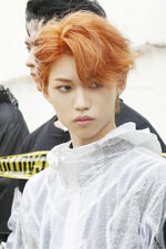 Felix I am WHO Jacket Shooting Behind (2)